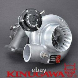 Kinugawa Billet Turbocharger Bolt-On 3 Anti Surge RB20 RB25DET TD05H-18G 10cm