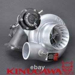 Kinugawa Billet Turbocharger Bolt-On 3 Anti Surge RB20 RB25DET TD06H-20G 10cm