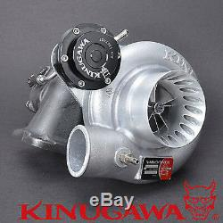 Kinugawa Billet Turbocharger Bolt-On 3 Anti Surge RB20 RB25DET TD06SL2 60-1 8cm