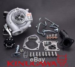 Kinugawa Billet Turbocharger Mitsubishi EVO 9 TD06SL2-20G 3 Anti Surge A/R 10.5