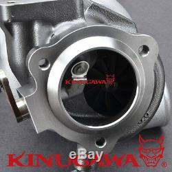 Kinugawa Billet Turbocharger TD04HL-20T-5cm T25 / Anti Surge / Adjustable WithG