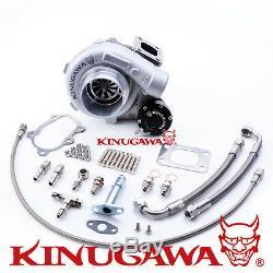 Kinugawa GTX Ball Bearing Turbo GTX2867R 3 Anti Surge / T25 / Internal / A/R64