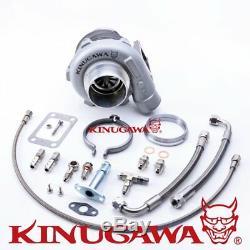 Kinugawa GTX Ball Bearing Turbo GTX3067R with 3 Anti Surge/T3.61 V-Band External