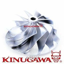 Kinugawa GTX Billet 3 Anti Surge Turbo Mitsubishi EVO 9 TD06SL2R-25G 11+0 Blade