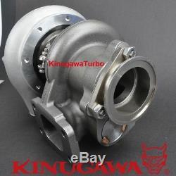 Kinugawa GTX Billet Turbo 3 Anti Surge TD05H-18G-8cm with T3 V-Band Internal Gate