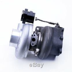 Kinugawa GTX Billet Turbo Bolt-On 3 Anti Surge For RB20 RB25DET TD06SL2-25G-8cm