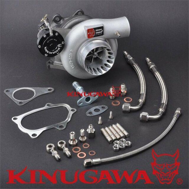 Kinugawa Gtx Billet Turbocharger 3anti Surge For Subaru Wrx Sti Td06sl2-25g-7cm