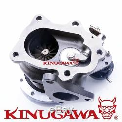 Kinugawa GTX Billet Turbocharger 3 Anti Surge SUBARU WRX TD06SL2-25G / 8cm 500P