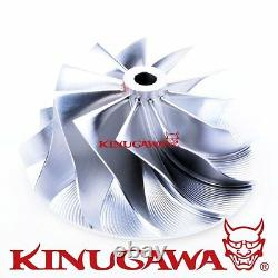 Kinugawa GTX Billet Turbocharger 3 Anti Surge TD06SL2-25G 4G63T DSM EVO 13 VR4