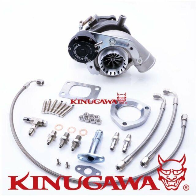 Kinugawa Gtx Billet Turbocharger For Td04hl-20t-5cm T25 & Anti Surge Forged Wg