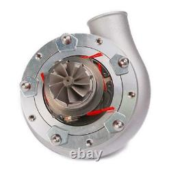 Kinugawa GTX STS Turbocharger 3 Anti-Surge TD04HL-16G-5cm T25 Hybrid / 350HP