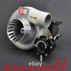Kinugawa STS Billet Turbocharger 3 Anti Surge TD06SL2-Garrett 60-1 T25/8cm