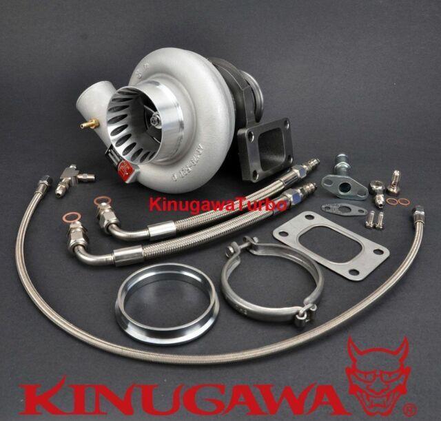 Kinugawa Sts Gtx Billet Turbo 3 Anti-surge Td05h-16g With T3 Flange 8cm/v-band