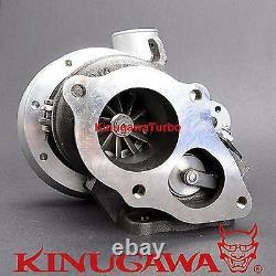 Kinugawa STS GTX Billet Turbocharger 3 Anti Surge TD06SL2-25G 4G63T EVO 3 VR-4