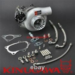 Kinugawa Turbo 3 Anti Surge For SUBARU 08 Impreza WRX Forester TD05H-18G-8cm