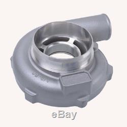 Kinugawa Turbo 4 AR. 60 Twisted Anti Surge Compressor Housing GT3076R 57/76.2 mm