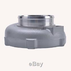 Kinugawa Turbo 4 AR. 60 Twisted Anti Surge Compressor Housing GTX3076R 58/76.6mm