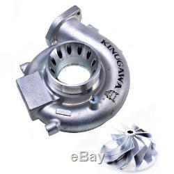 Kinugawa Turbo Anti Surge Compressor Housing & GTX Wheel For Mitsubishi EVO9 25G