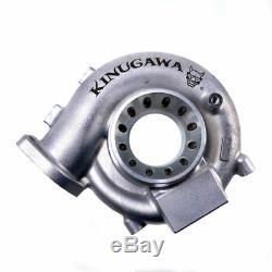Kinugawa Turbo Anti Surge Compressor with Billet Wheel 4G63T Mitsubishi EVO9 20G