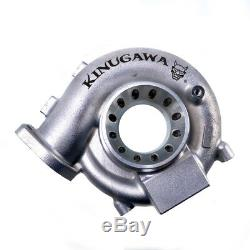 Kinugawa Turbo Compressor Housing Anti Surge 4G63T For Mitsubishi 3.15 EVO9 20G