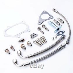 Kinugawa Turbo GTX 3 Anti Surge 08 SUBARU Impreza WRX Forester TD06SL2-20G 7cm