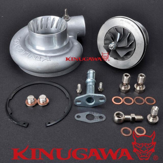 Kinugawa Turbo Upgrade Chra Subaru Td05h-20g & 3 Anti Surge Compressor Housing