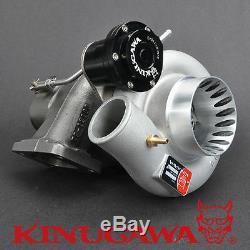 Kinugawa Turbocharger 3Anti Surge For NISSAN RB20DET TD05H-18G-8cm ww T3 V-Band