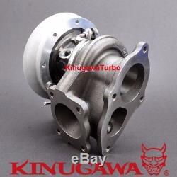 Kinugawa Turbocharger 3 Anti Surge 4G63T DSM Eclipse VR-4 EVO 13 TD05H-16G 7cm