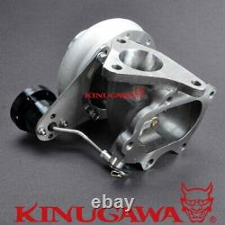 Kinugawa Turbocharger 3 Anti Surge For SUBARU WRX STI EJ20 TD06SL2-20G-8cm 420P