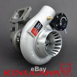 Kinugawa Turbocharger 3 Anti Surge TD05H-16G with T3/8cm/V-Band Internal Gate Hsg