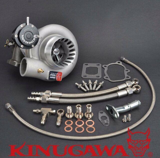 Kinugawa Turbocharger 3 Anti Surge Td05h-18g / T25 Flange / 8cm / Internal Gate