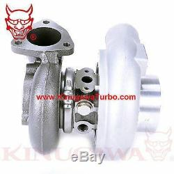 Kinugawa Turbocharger 3 Anti-Surge TD05H-18G with 3 bolt / 8cm/Triangle / V-Band