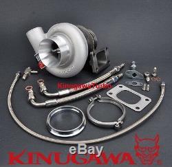 Kinugawa Turbocharger 3 Anti-Surge TD05H-18G with T3/8cm/V-Band External Gate Hsg