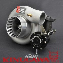 Kinugawa Turbocharger 3 Anti Surge TD05H-20G with 8cm T25 Internal Gate Housing