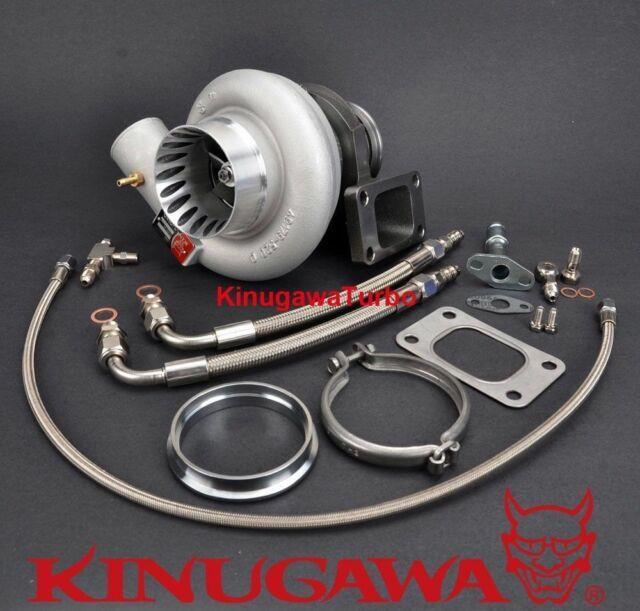 Kinugawa Turbocharger 3 Anti-surge Td05h-20g With T3/8cm/v-band External Gate Hsg