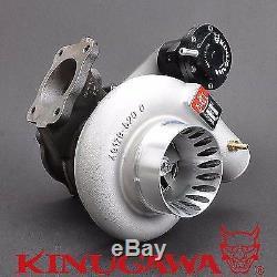 Kinugawa Turbocharger 3 Anti Surge TD05H with Garrett 60-1 DSM EVO 13 VR-4