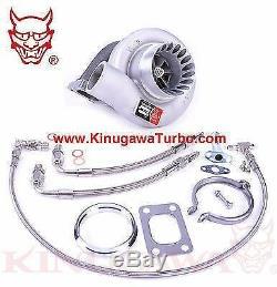 Kinugawa Turbocharger 3 Anti-Surge TD06H-20G with T25/10cm/V-Band External Gate