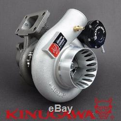Kinugawa Turbocharger 3 Anti Surge TD06H-25G with T3 / 8cm / V-Band Internal gate
