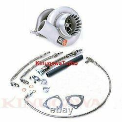 Kinugawa Turbocharger 3 Anti-Surge TD06SL2-18G with 3 Bolt 8cm/Triangle / V-Band