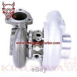 Kinugawa Turbocharger 3 Anti-Surge TD06SL2-20G with 3 bolt/8cm/Triangle / V-Band