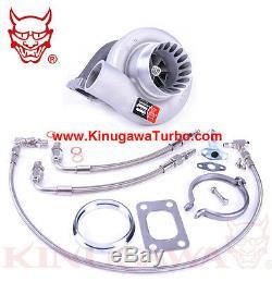 Kinugawa Turbocharger 3 Anti Surge TD06SL2-20G with T25/10cm/V-Band/Exernal Gate