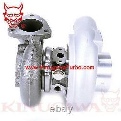 Kinugawa Turbocharger 3 Anti-Surge TD06SL2-25G with 3 bolt/8cm/Triangle / V-Band
