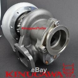Kinugawa Turbocharger 3 Anti Surge TD06-20G with T3 8cm V-Band Interna Gate Hsg