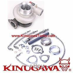 Kinugawa Turbocharger 3 Non-AntiSurge TD06SL2-20G with 3 bolt/8cm/Triangle/V-Band