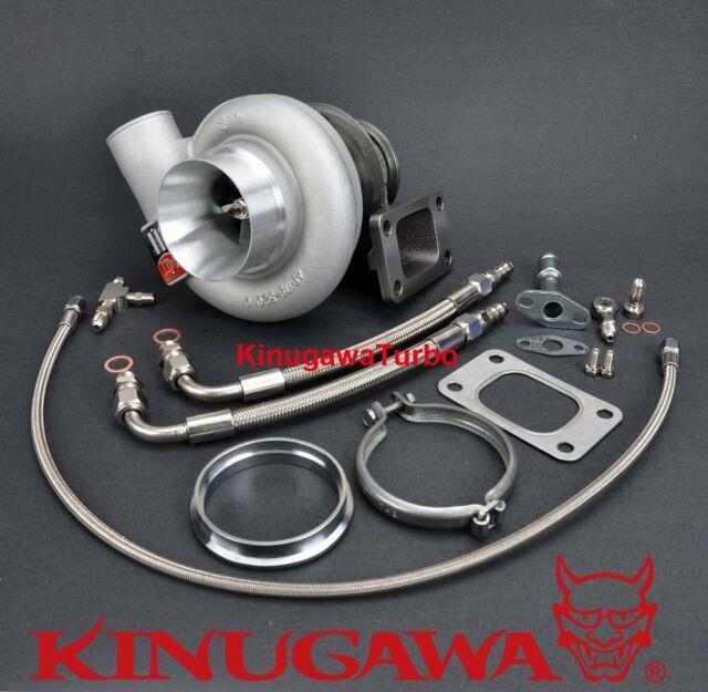 Kinugawa Turbocharger 3 Non Anti Surge Td05h-20g With T3 / 8cm / V-band Housing