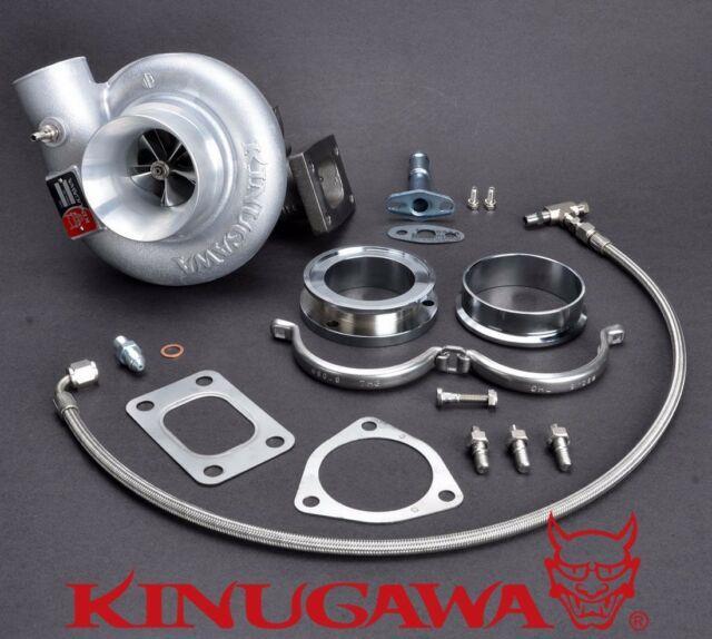 Kinugawa Turbocharger 3 Non Anti-surge Td06sl2-20g 8cm / Oil-cooled T25 V-band