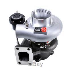 Kinugawa Turbocharger 3 TD05H-20G Anti Surge with T3 8cm V-Band For TB42 TB45
