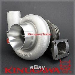 Kinugawa Turbocharger 3 TD06H-20G with T3/10cm/V-Band Hsg Non Anti-Surge Inlet