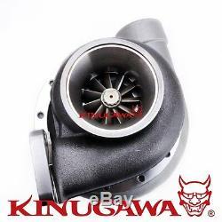 Kinugawa Turbocharger 4 Anti-Surge T67-25G T3 Flange 8cm V-Band External Gated