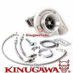 Kinugawa Turbocharger 4 In TD06SL2-25G T3 / 10cm / V-Band / Non Anti Surge